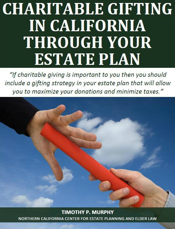 Charitable Gifting in California Through Your Estate Plan